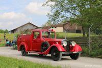 Internationale Feuerwehrsternfahrt Wetzikon